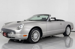2005 Ford Thunderbird For Sale | Ad Id 2146361125