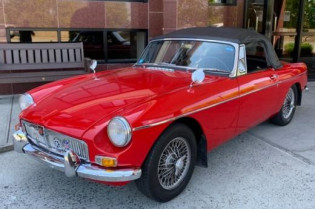 1965 MG B-Roadster For Sale | Ad Id 2146361388