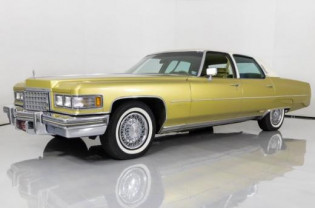 1976 Cadillac Fleetwood For Sale | Ad Id 2146363128