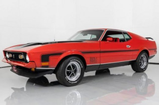 1972 Ford Mustang-Mach-I For Sale | Ad Id 2146363138