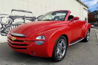2004 Chevrolet SSR For Sale | Ad Id 2146363190