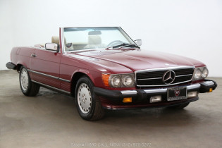 1989 Mercedes-Benz 560SL For Sale | Ad Id 2146361120