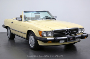 1986 Mercedes-Benz 560SL For Sale | Ad Id 2146363202